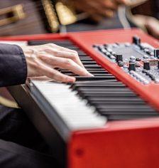 JazzPastry - Hans Bauer, Piano