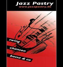 Jazz Pastry - Flyer