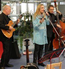 JazzPastry Trio, Jazz Pastry Trio, kleine Besetzung, unplugged