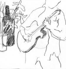 """""""Musiker1"""" by Sabine FriebeMinden"""